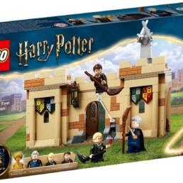 LEGO Harry Potter 76395 Hogwarts First Flying Lesson