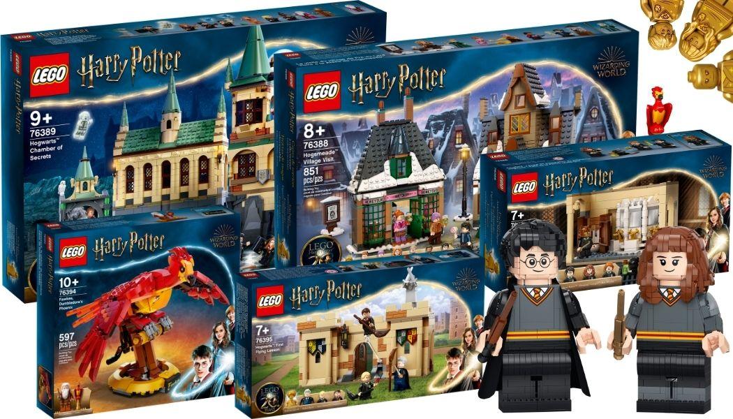 LEGO Harry Potter zomer 2021 sets
