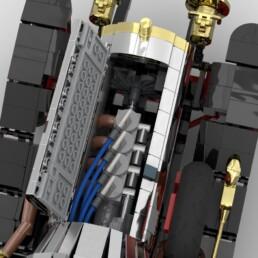 LEGO Ideas Chitty Flies Again