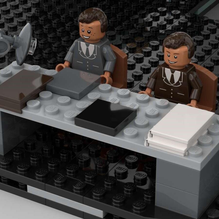LEGO Ideas DNA Double Helix