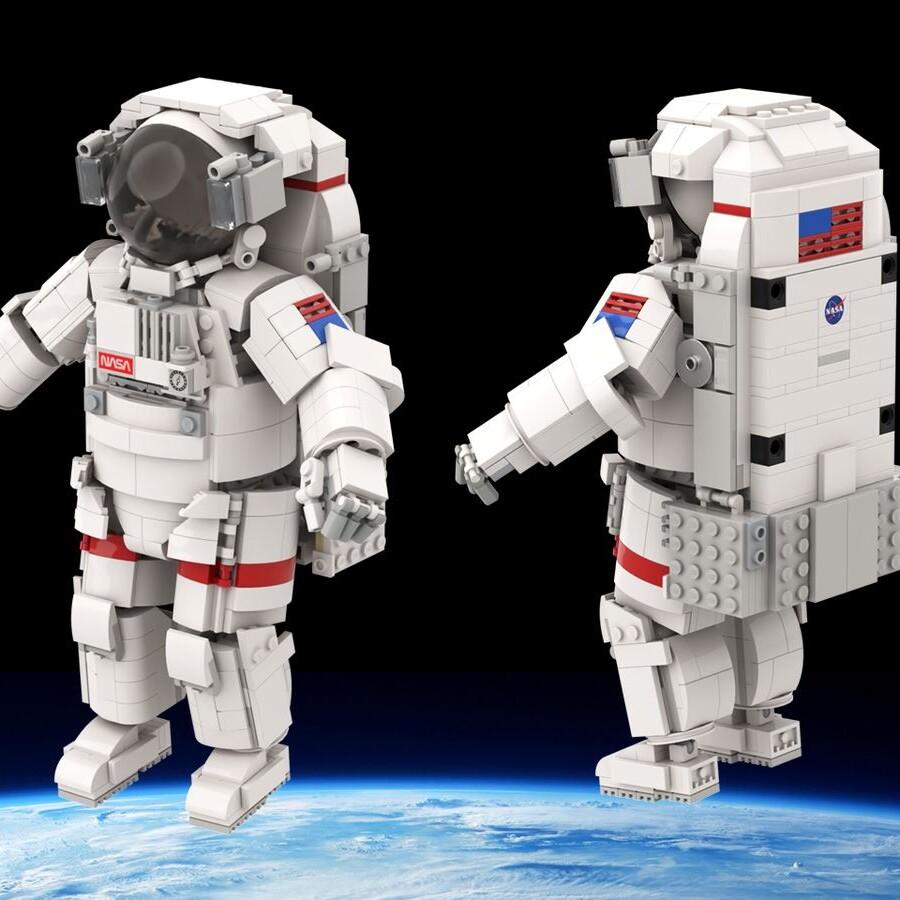 LEGO Ideas LEGO Astronaut