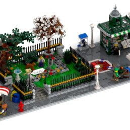 LEGO Ideas Modular Expansion