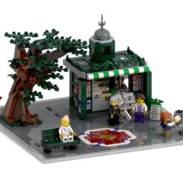 LEGO Ideas Modular Expansion
