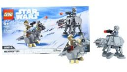 LEGO Star Wars 75298 AT-AT vs Tauntaun Microfighters