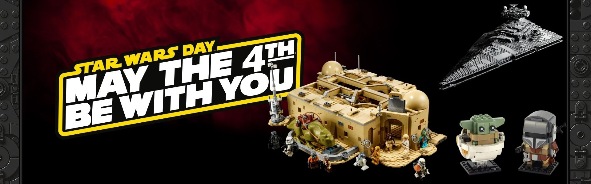 LEGO Star Wars May the 4th - gifts