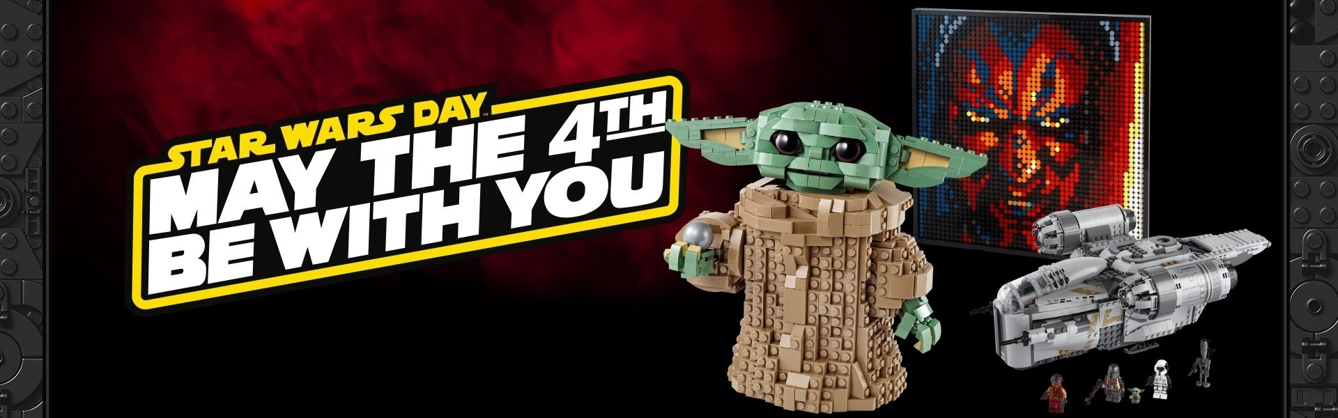 LEGO Star Wars May the 4th - adults