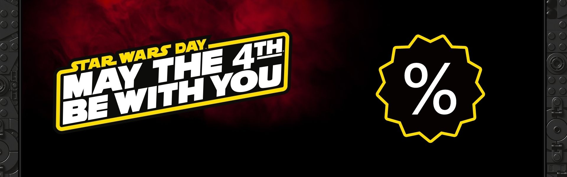 LEGO Star Wars May the 4th - kortingen
