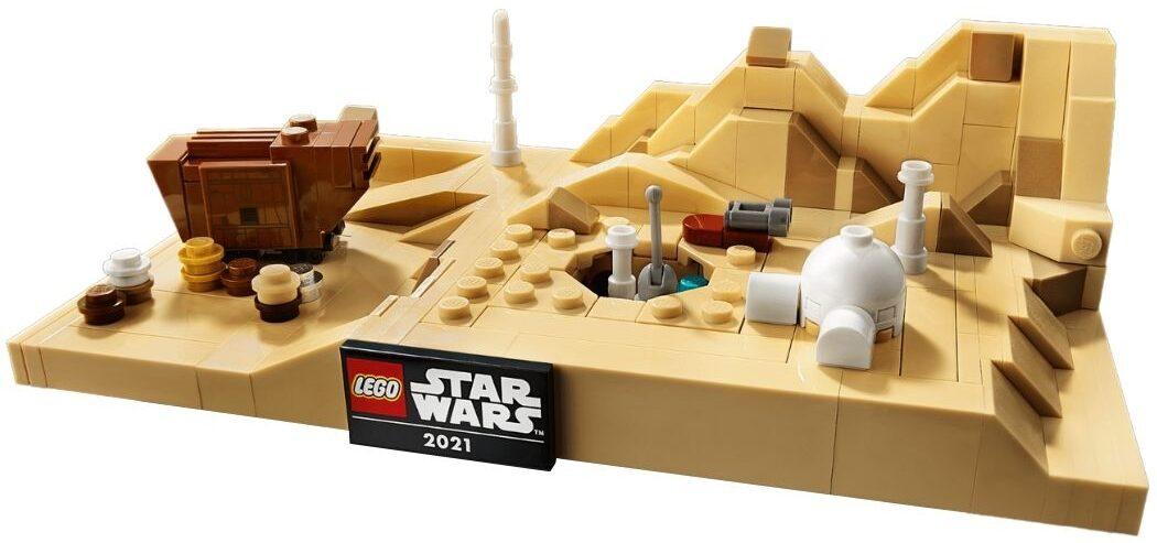 LEGO Star wars 40451 Tatooine Homestead