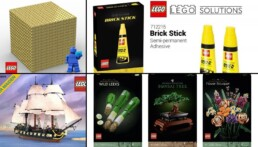 Overzicht LEGO 1 aprilgrappen 2021