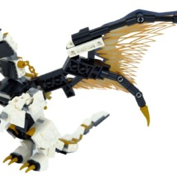 LEGO Ninjago 71718 Wu's Battle Dragon