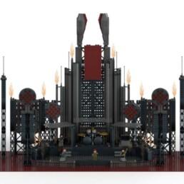 LEGO Ideas Stadion tour