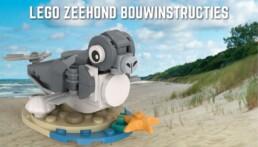 LEGO Zeehond bouwinstructies
