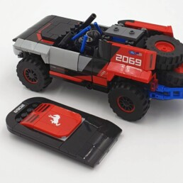 76905 Ford GT Heritage Edition and Bronco R