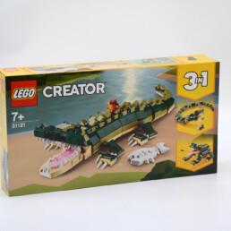 LEGO Creator 31121 Crocodile