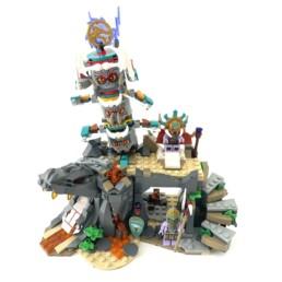 LEGO Ninjago 71747 The Keepers' Village