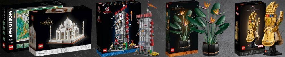 LEGO 18+ 2HY 2021