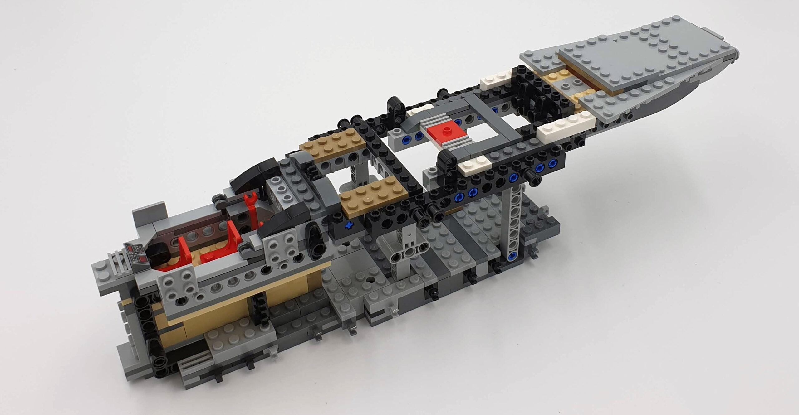 LEGO 75292 The Razor Crest