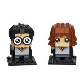 LEGO BrickHeadz 40495 Harry, Hermione, Ron & Hagrid