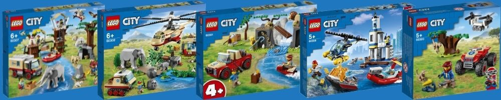 LEGO City 2HY 2021