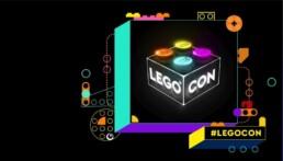 LEGO Con aangekondigd