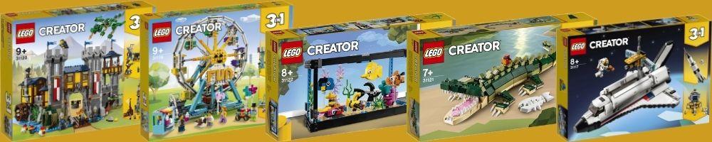 LEGO Creator 2HY 2021