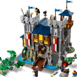 LEGO Creator 31120 Great Knight's Castle