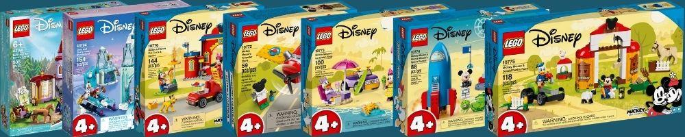 LEGO Disney 2HY 2021