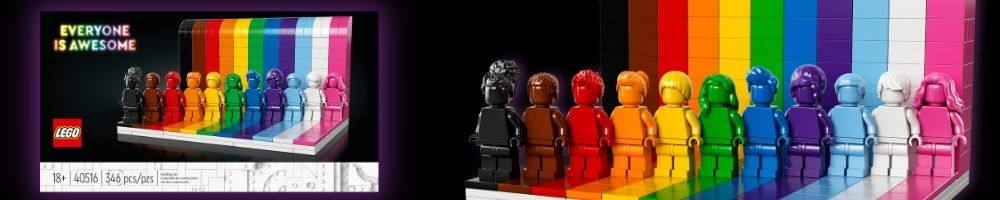 LEGO Everyone is Awesome