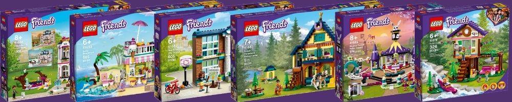 LEGO Friends 2HY 2021
