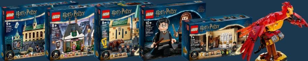 LEGO Harry Potter 2HY 2021