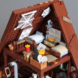 LEGO Ideas A-Frame Cabin (1)