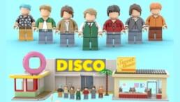 LEGO Ideas BTS 'Dynamite' (5)