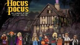 LEGO Ideas Hocus Pocus - The Sanderson Sisters' Cottage
