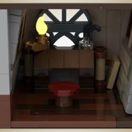LEGO Ideas Medieval Tavern