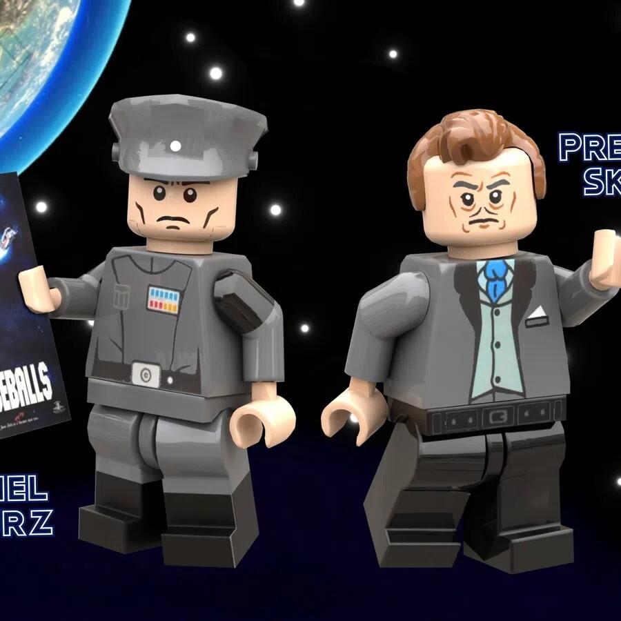 LEGO Ideas Spaceballs (1)