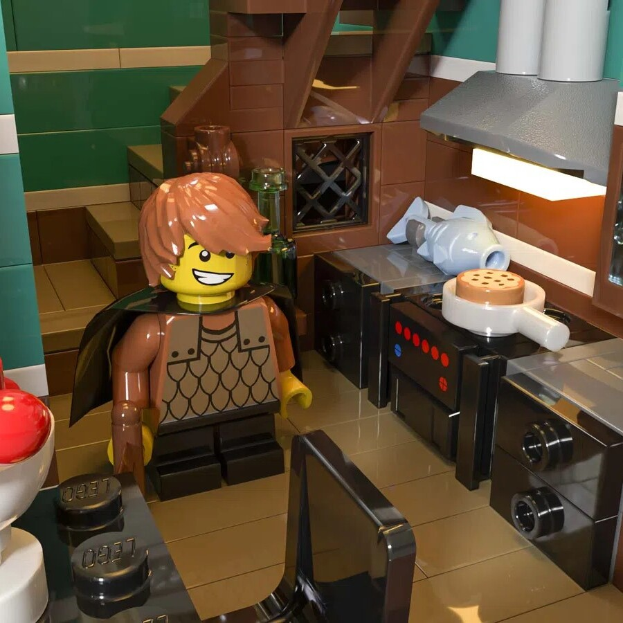 LEGO Ideas The Costume Store