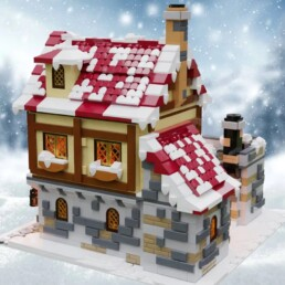LEGO Ideas The Tavern Under the Snow