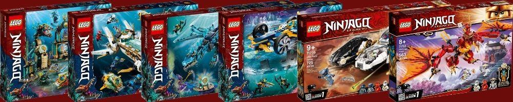 LEGO Ninjago 2HY 2021