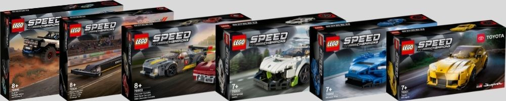 LEGO Speed Champions 2HY 2021