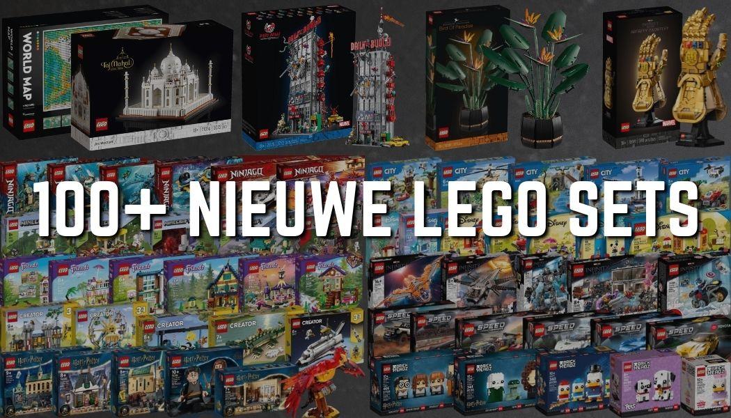 Nieuwe LEGO 2HY 2021