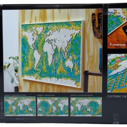 [Review] LEGO Art World Map (10)