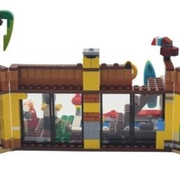 [Review] LEGO Creator 31118 Surfer Beach House