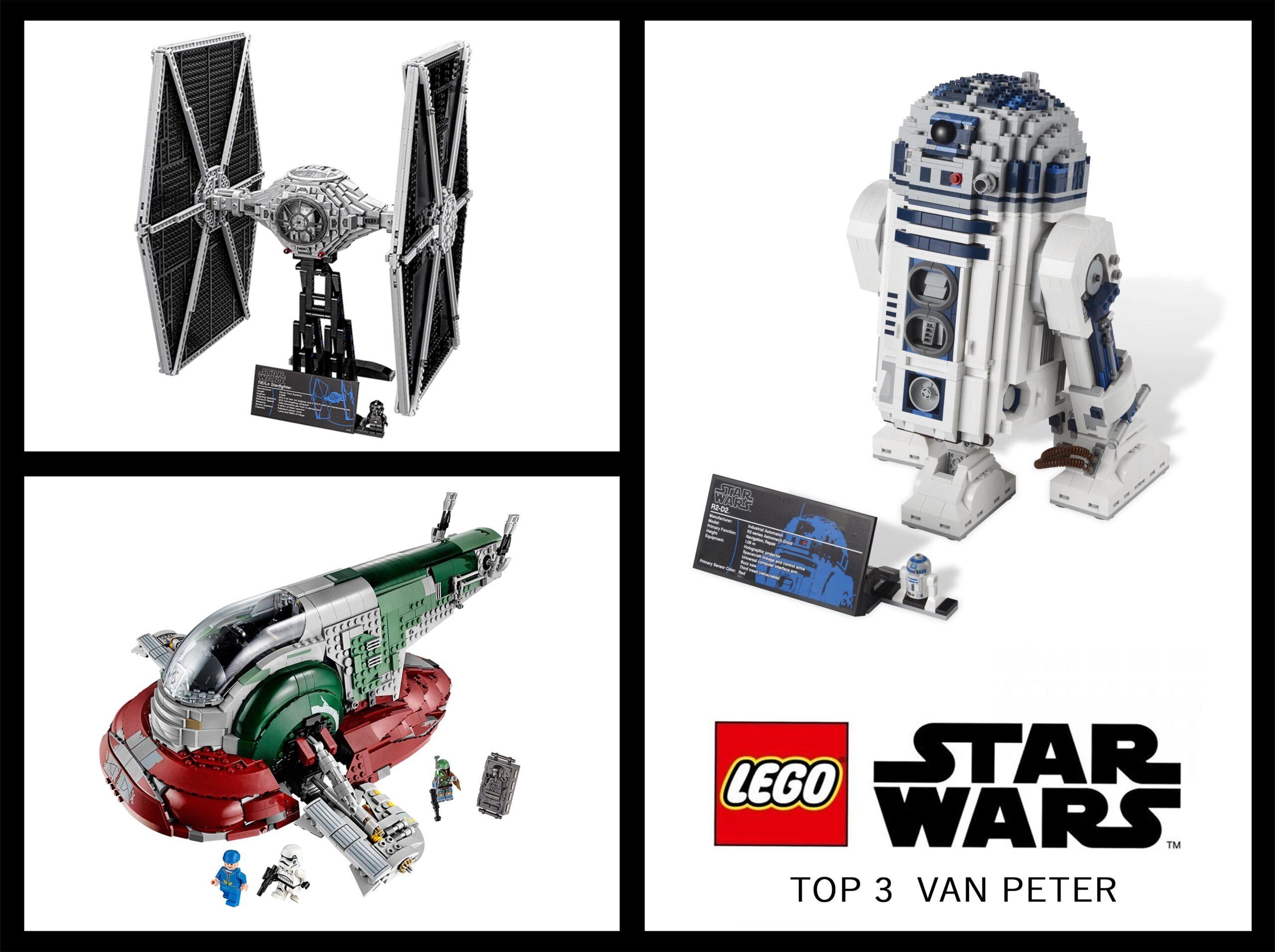 top ucs LEGO