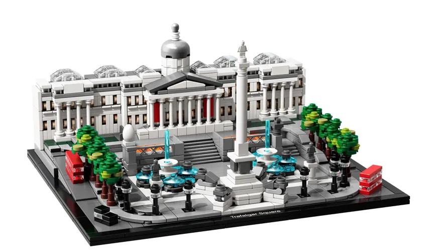 10 LEGO sets voor vaderdag