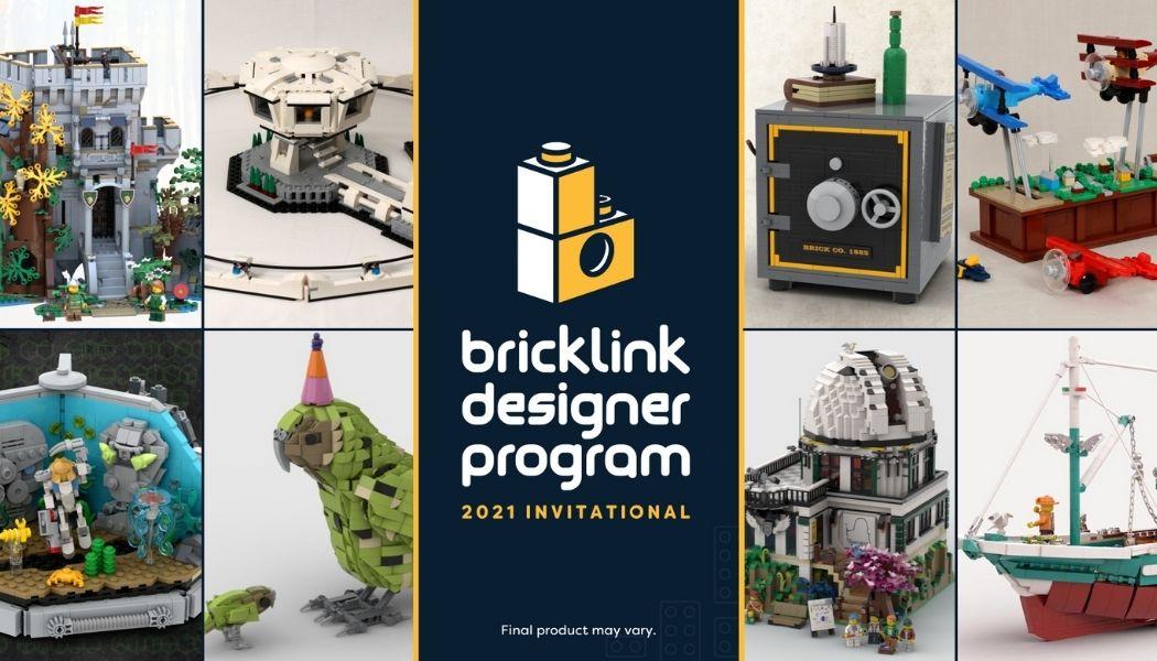 Bricklink Designer Program - Crowdfund ronde 1