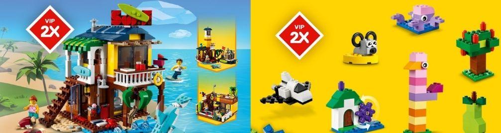Dubbele LEGO VIP-punten juni 2021