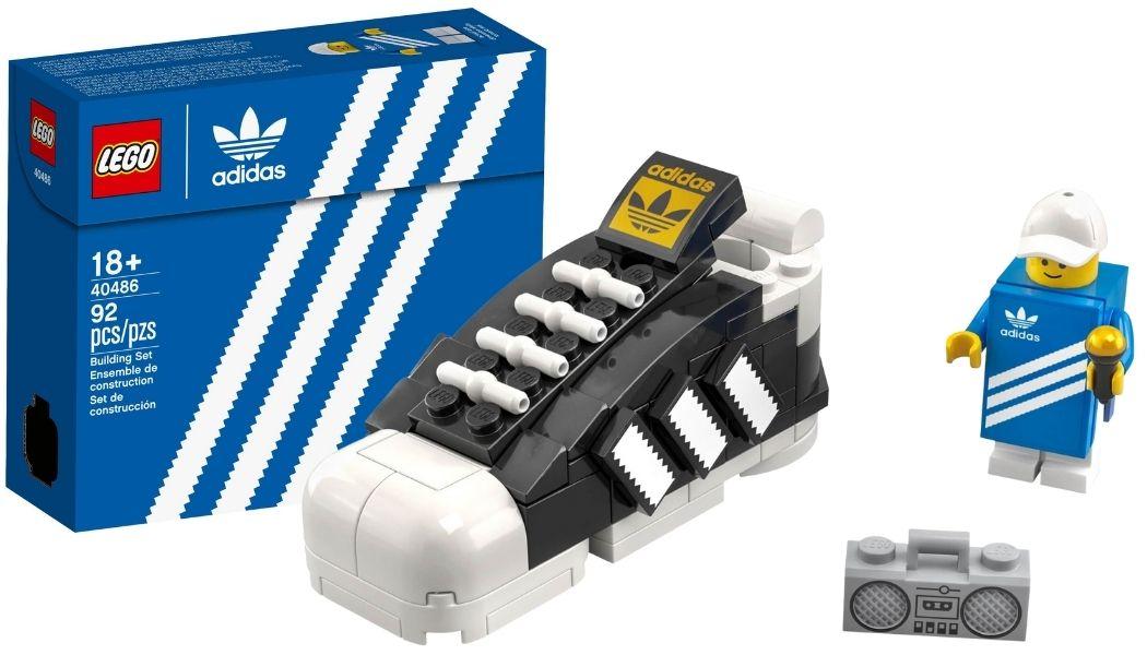 LEGO 40486 Adidas Superstar