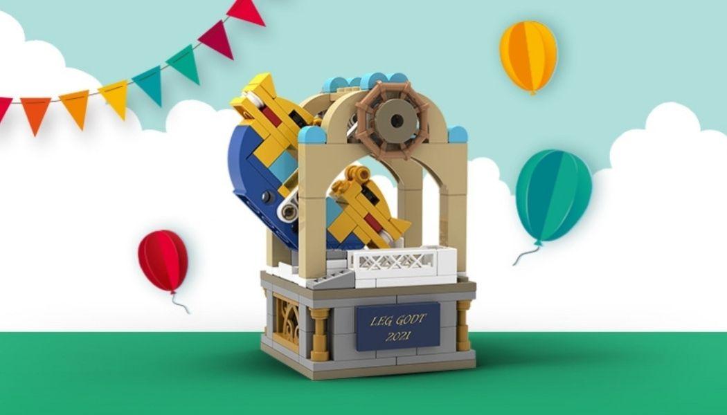 LEGO 5006746 Swing Ship Ride