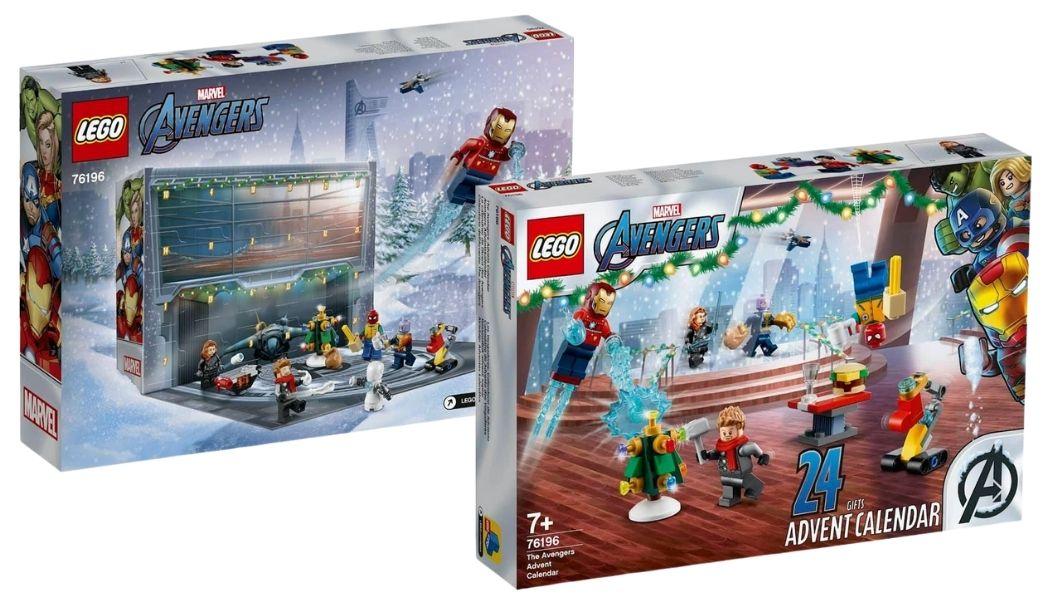 LEGO Harry Potter 76390 Advent Calendar (3)