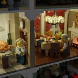 LEGO Ideas Brick Walk